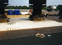 Tred-Safe Fiberglass Reinforced Plastic Deck Products