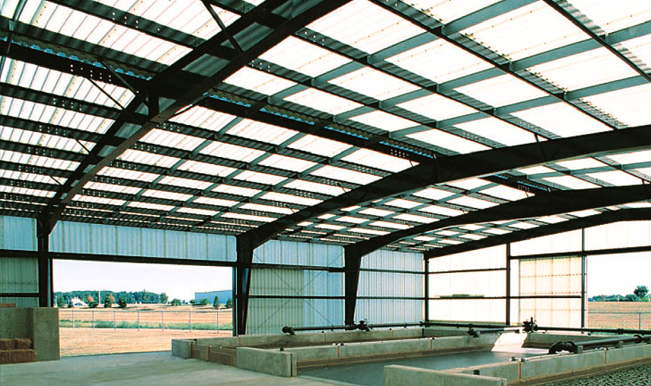 tred safe fiberglass reinforced plastic walkable roofing panels - Corrugated Plastic Roof Panels